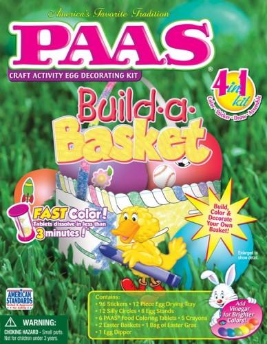 2010 Build A Basket