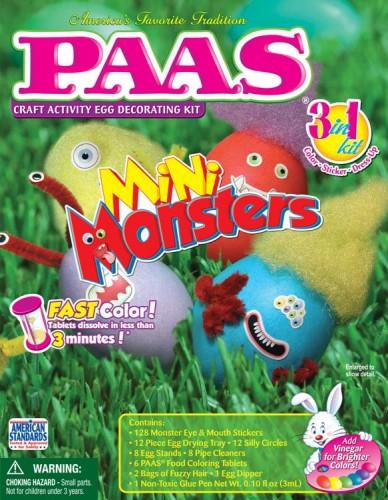 2010 Mini Monsters