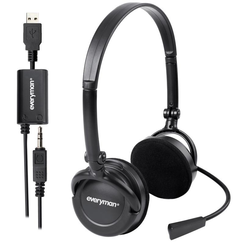 skype headset