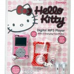 Win a Hello Kitty MP3 player (2 Winners!)