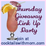 Thursday Giveaway Linky 1/3