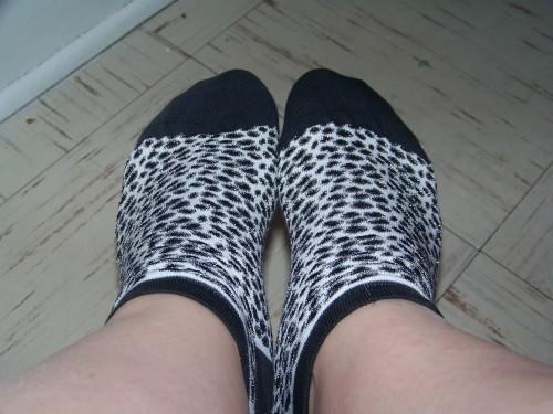 Leopard Print Ozone Socks
