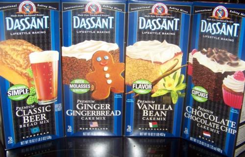 Dassant Baking Mixes
