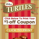 A Sweet Coupon for DeMet's Turtles