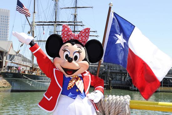 Disney Cruise Line Set To Sail From Galveston