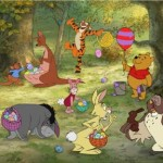 WINNIE THE POOH: Easter-Themed Images, Coloring Sheets, and Easter Egg Decorating Tips