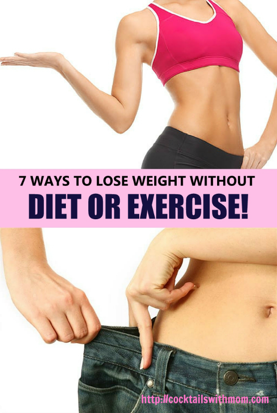 ways-to-lose-weight-without-exercise