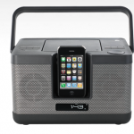 Music for Dad:  Memorex Party Cube CD Sound System for Ipod Review