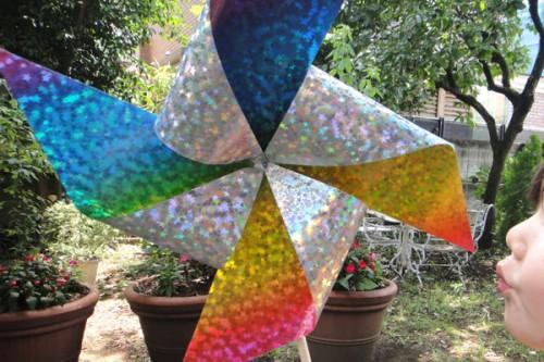paper pinwheel
