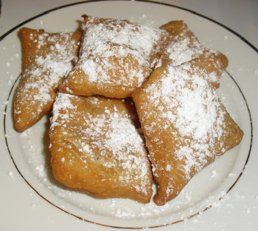 Yummy Treat: New Orleans Beignets - Cocktails With Mom