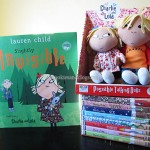 Charlie & Lola DVD, Book, and Playset  #Giveaway