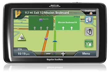 magellan 9055 GPS