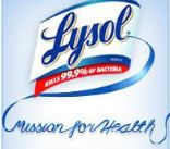 lysol mission of health