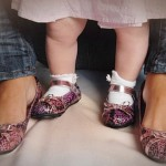 mom & me matching shoes