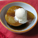 Simple Marsala-Poached Pears Recipe