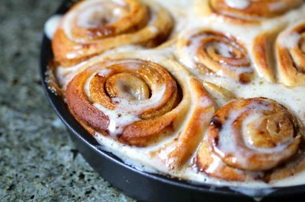 Laura In The Kitchen Cinnamon Roll Recipe