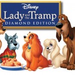 Free Lady and the Tramp Valentine's Printables