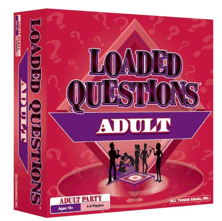 Loaded Questions Adult Board Game