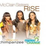 "McClain Sisters Inspirational ""Rise"" Video from Disneynature's CHIMPANZEE"