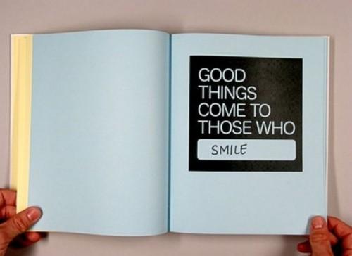 smile quote
