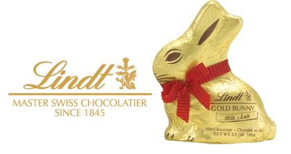 Lindt Milk Chocolate Bunny & Mini Eggs Giveaway {4/02}