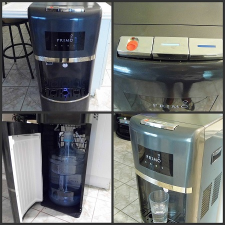 in addition to the inhome water dispensers primo