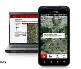 Taking Care of Family with the Verizon Family Locator