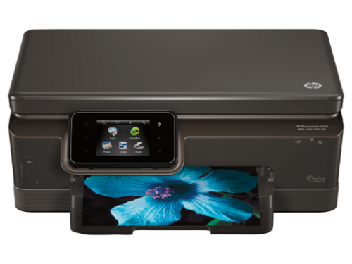 HP Photosmart 6510 all in one printer