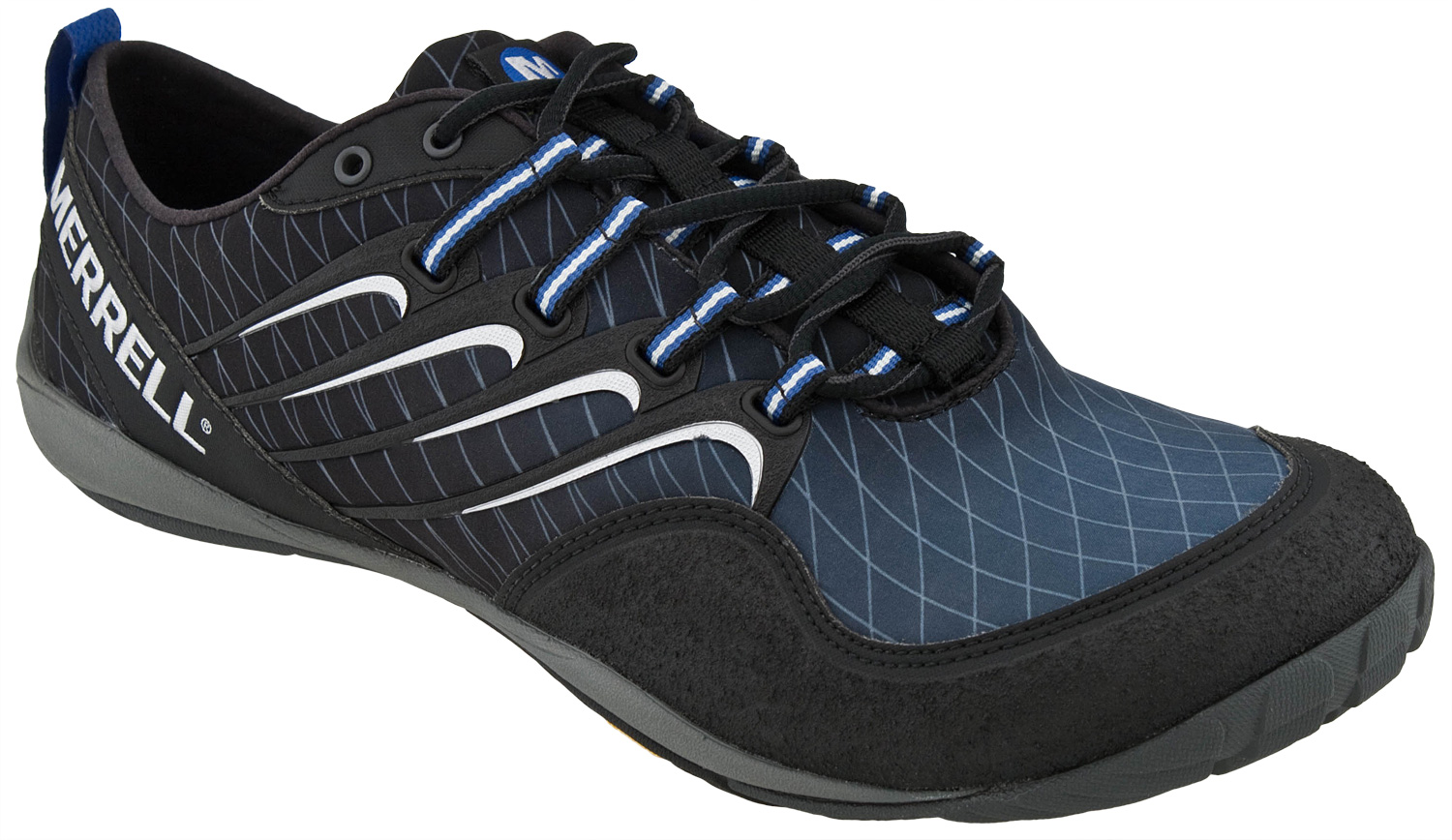 Brooks PureCadence 3 Minimalist Running Shoes (For Men) in Caribbean Sea/Black