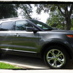 On The Road with The 2012 Ford Explorer