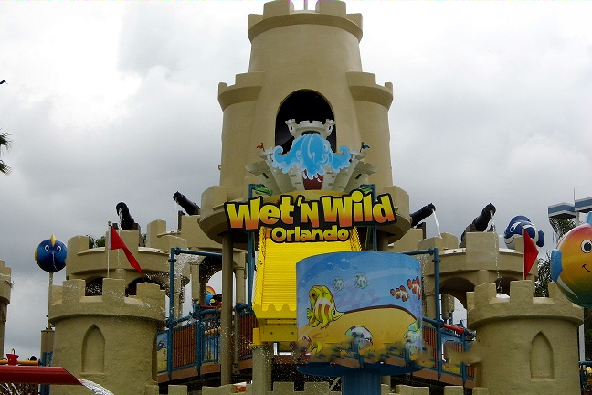 Wet n Wild's Blastaway Beach:  A Blast of Fun For the Entire Family