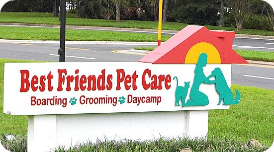 Best friends pet care at walt disney world resort for Dog kennels near disney world