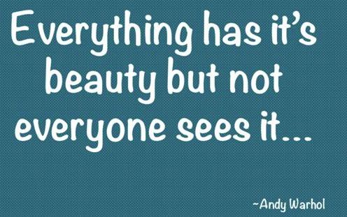 beauty picture quotes