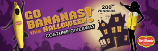 halloween costume giveaway