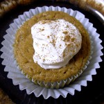 Mini Crustless Pumpkin Pies