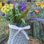 Craft Spotlight: Cozy Sweater Vase