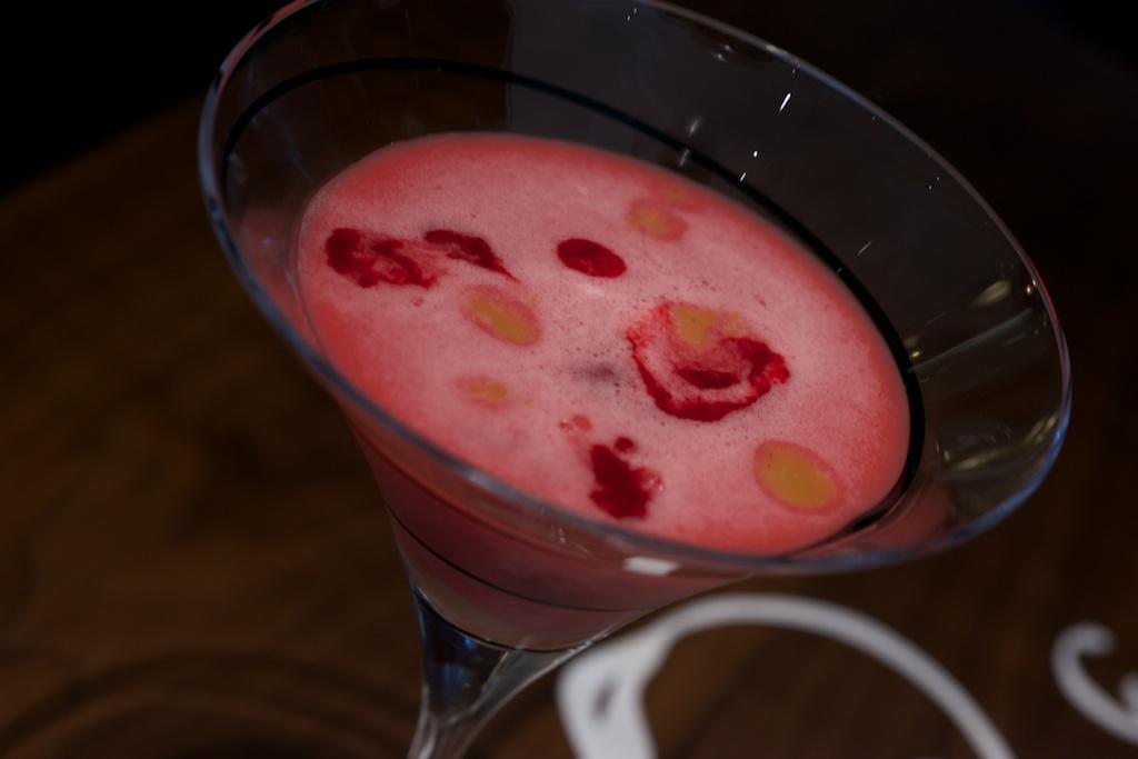 Holiday Cocktail Spotlight:  Naughty or Nice