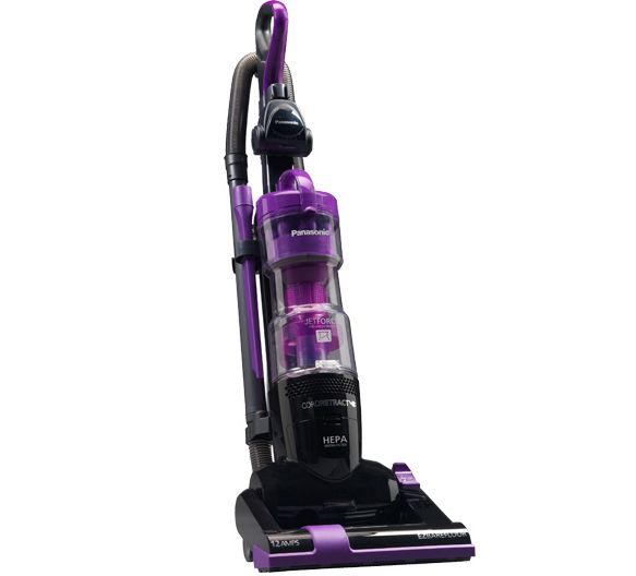 Panasonic Bagless Jet Force Upright Vacuum Cleaner Review