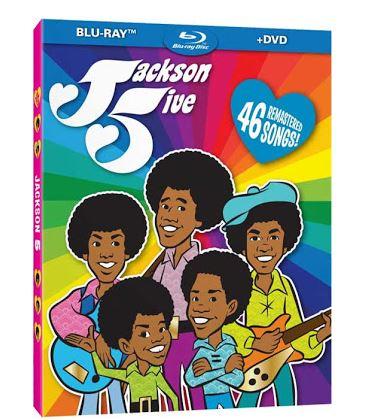 Jackson 5ive Cartoon DVD Giveaway!