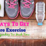 6 Ways To Get More Exercise Without Spending Too Much Time