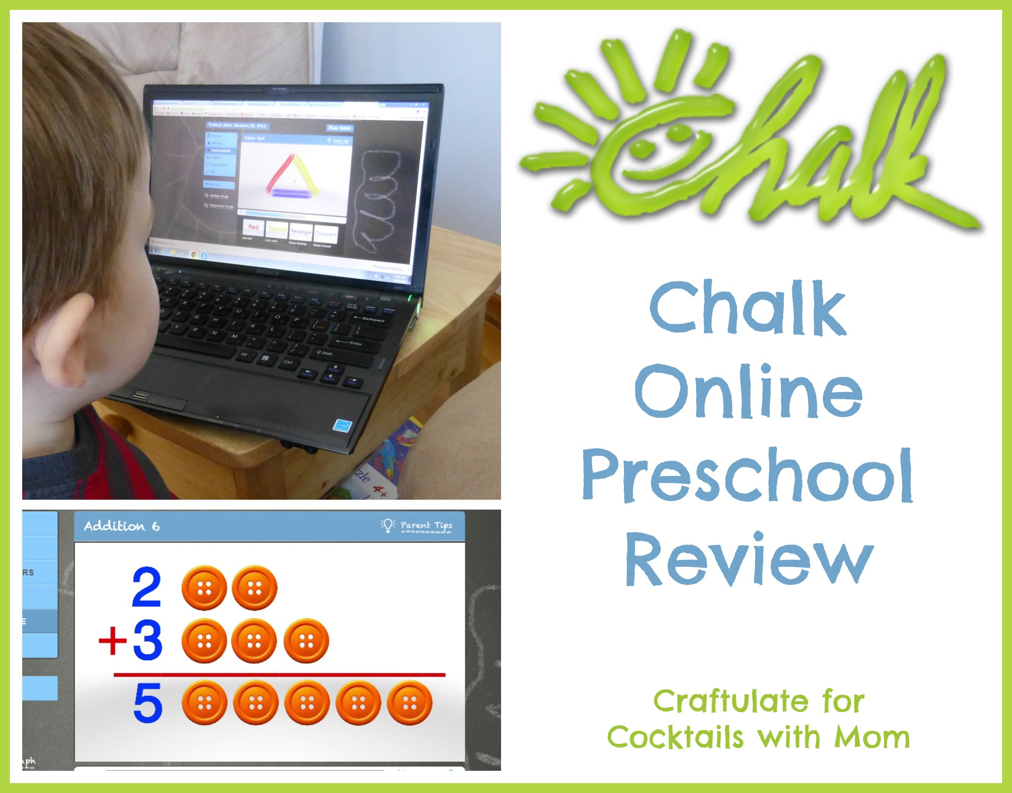 Chalk Online Preschool Review
