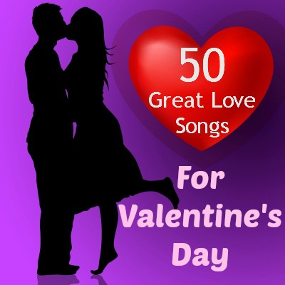 Creating the Perfect Valentine's Day Playlist: 50 Great Love Songs on Cocktails with Mom #valentinesday