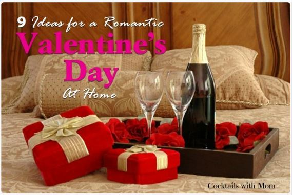 Great Romantic Ideas For Valentine's Day