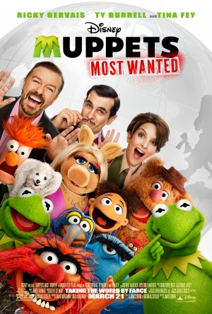 Muppets Most Wanted New Activity Sheets!  #MuppetsMostWanted