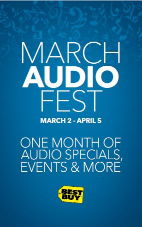 Audio Fest is Happening Over at Best Buy! #AUDIOFEST