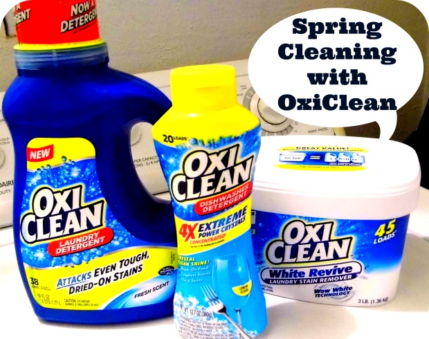 Oxiclean Products2