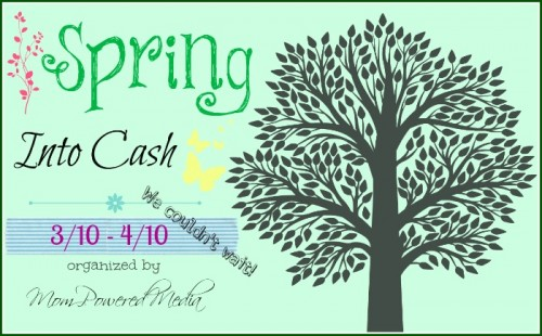 spring into cash event