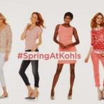 #SpringAtKohls with Kohls Spring Fashion Hangout