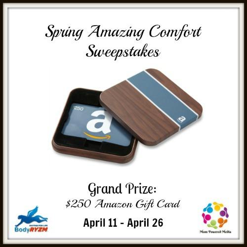 Spring-Amazing-Comfort-Sweepstakes