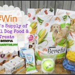 #Win a Year's Supply of Beneful Dog Food & Treats